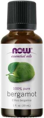 100% Pure Bergamot Essential Oil 30Ml