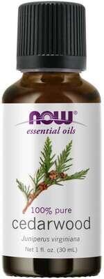 100% Pure Cedarwood  Oil 30Ml