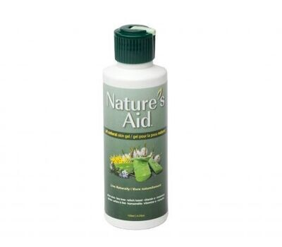 All Natural Skin Gel 125Ml
