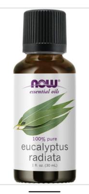 Eucalyptus 100% Pure 30Ml