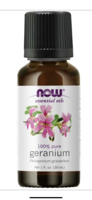 Geranium 100% Pure Essential Oil 30Ml