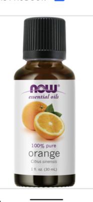 Orange Oil 100% Pure 30Ml