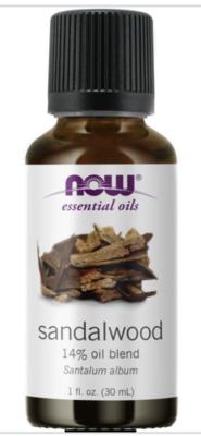 Sandalwood 14% Essential Oil 30Ml