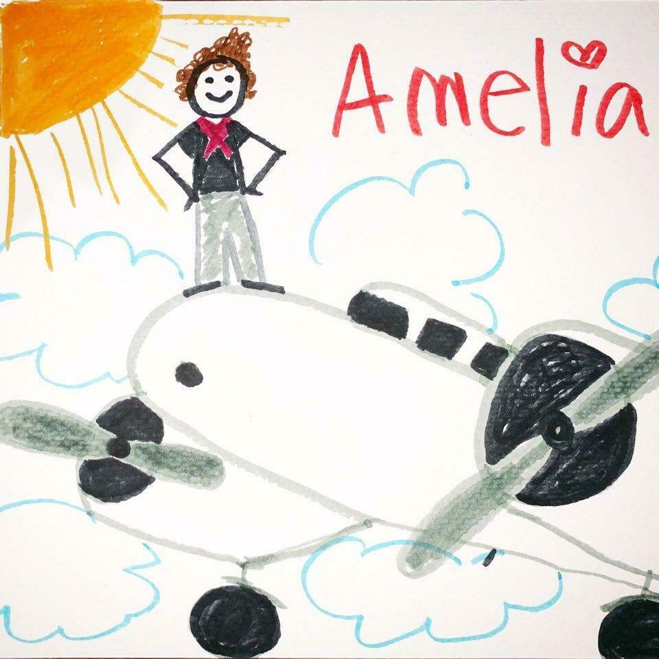 Amelia Acoustic Demo - Digital Download