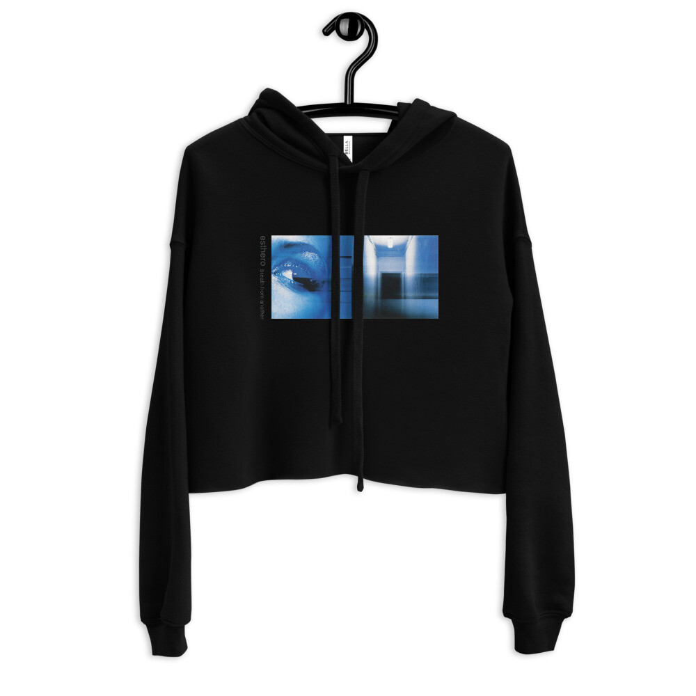 Official BFA Women's Cropped Hoodie