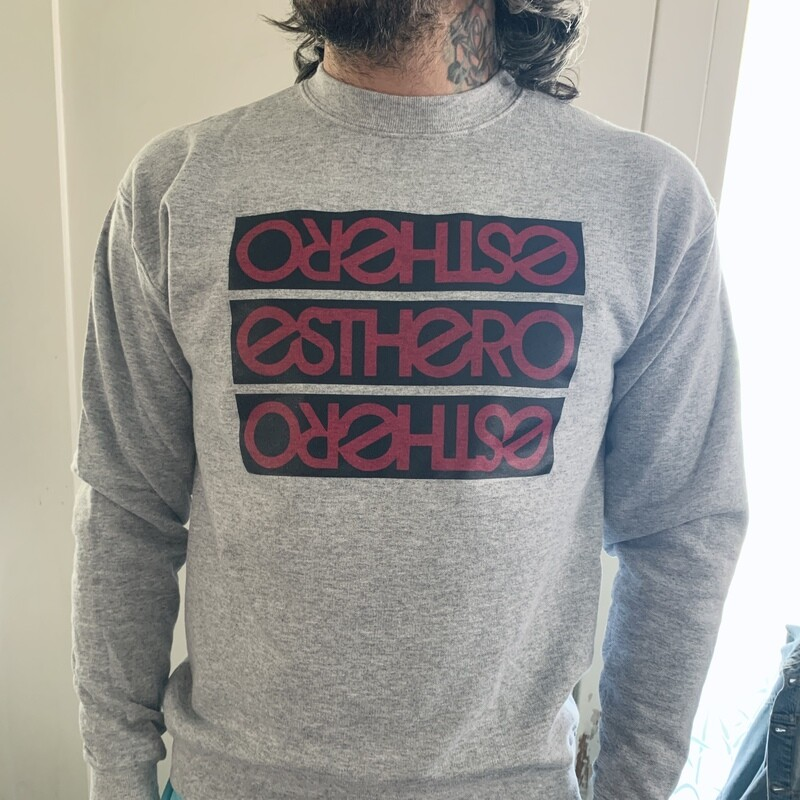 Custom Esthero Trio Iron On Sweatshirt (Size Small)