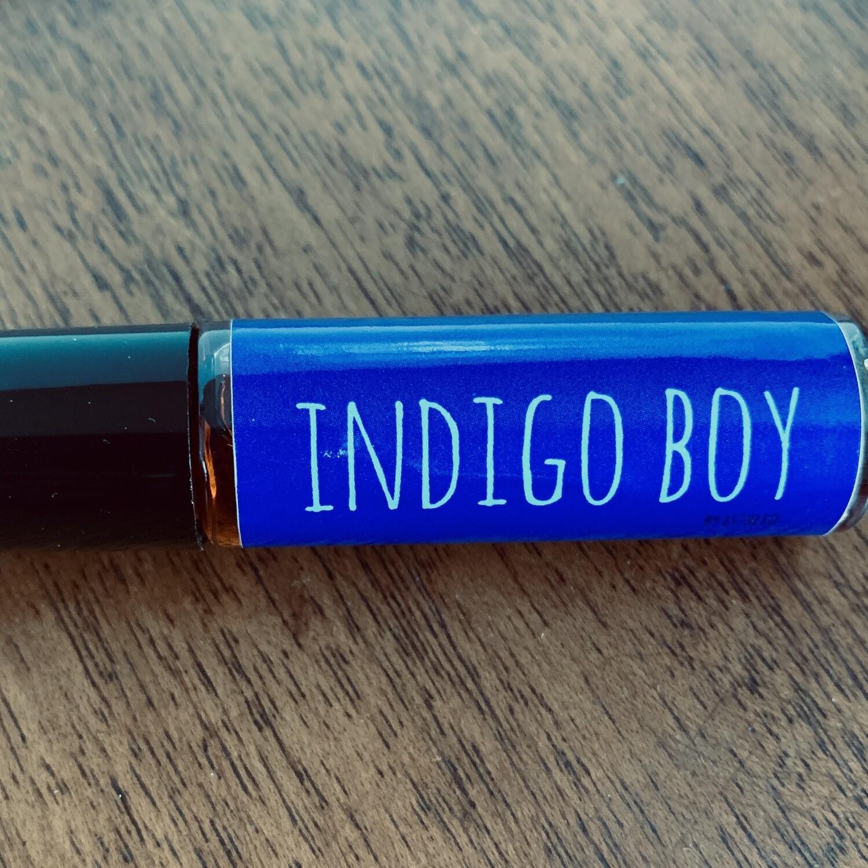 Indigo Boy Roll On Perfume Oil