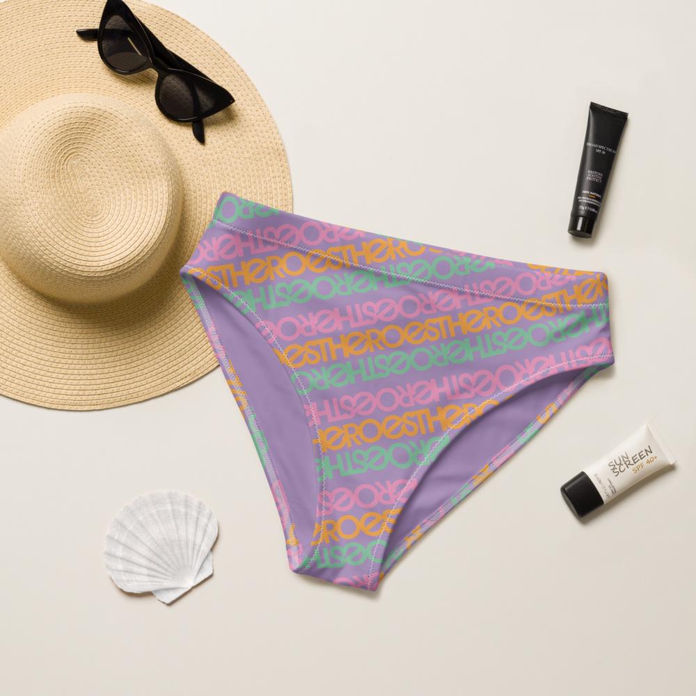 Skyler High-Waisted Bikini Bottom