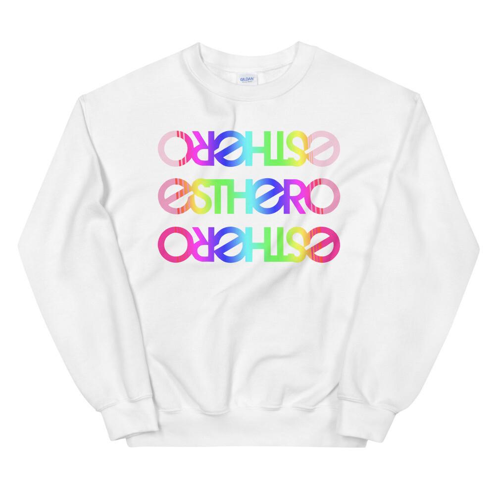Rainbow Esthero Sweatshirt