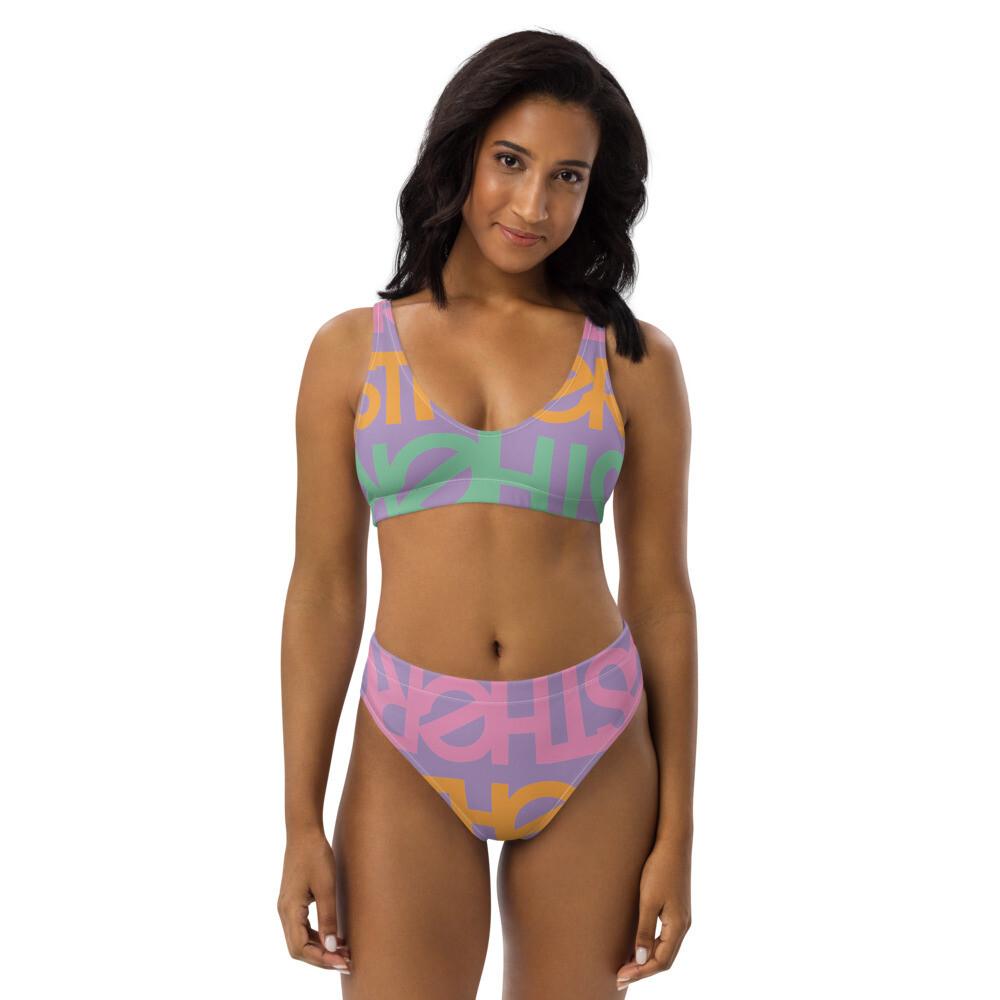Shae High-Waisted Bikini Set