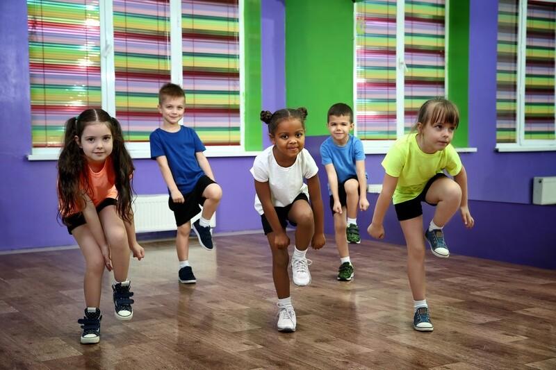 Zumba Kids Monthly Pass
