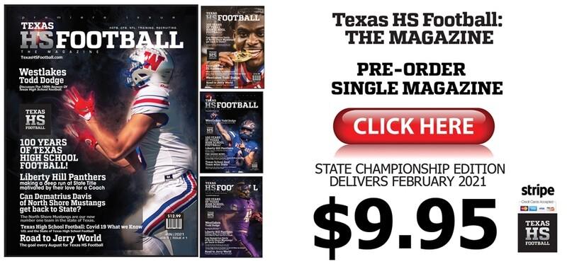 Single Issue Print Magazine: Championships Edition