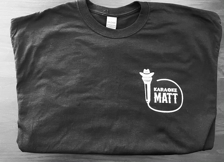 Karaoke Matt T-Shirts
