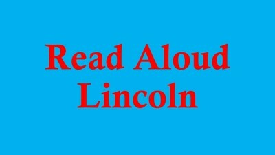 Read Aloud Lincoln