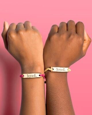 Bracelet - Loved