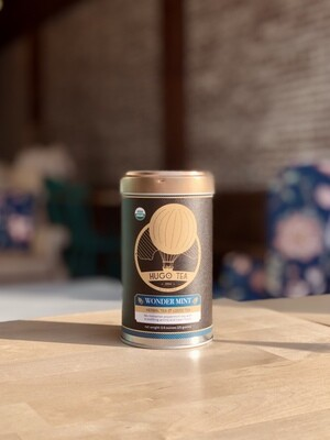 Loose Leaf Tea Canister - Wondermint