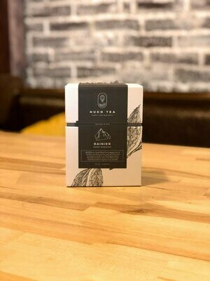 Tea Sachet Box - Rainier