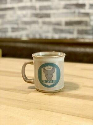 MudLove Mug - Zeb Logo Tan