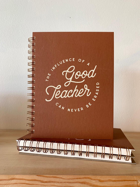 Teacher Influence Journal Terracotta