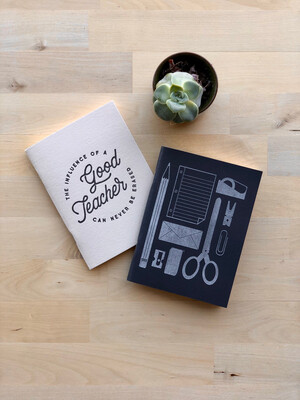 Teacher Pocket Notebooks