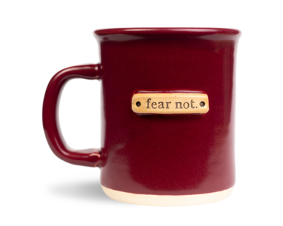 MudLove Mug - Merlot Fear Not