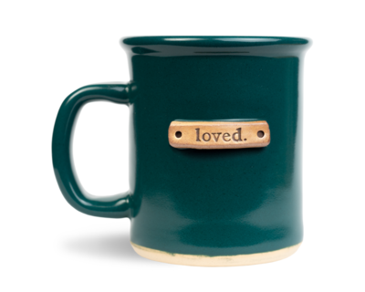 MudLove Mug - Jade Loved