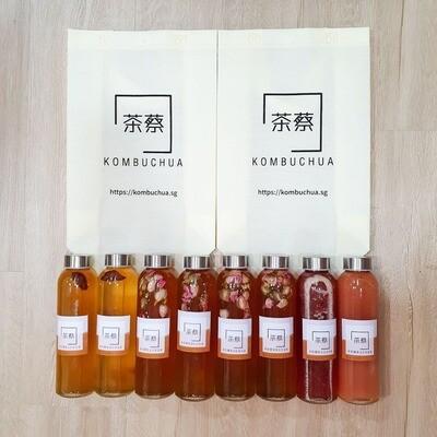 Subscription - Kombucha (4L total) per week, for 4 weeks