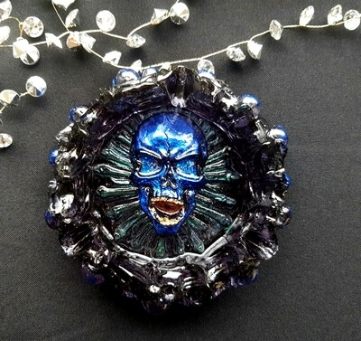 Skull Ashtray/trinket holder