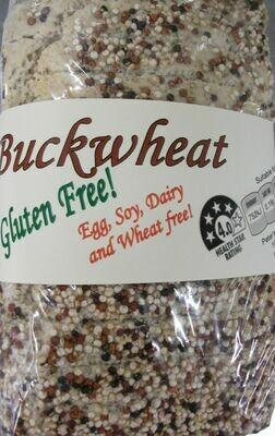 GF Buckwheat bulk options