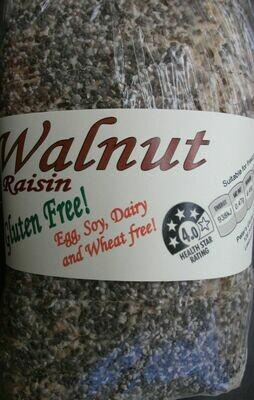 GF Walnut and Raisin bulk options