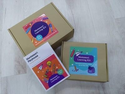 Montessori Learning Kit - Standard Pack