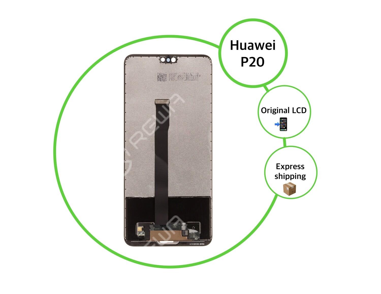 Ecran d'origine Huawei P20