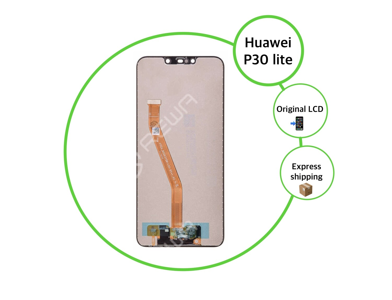 Ecran d'origine Huawei P30 lite