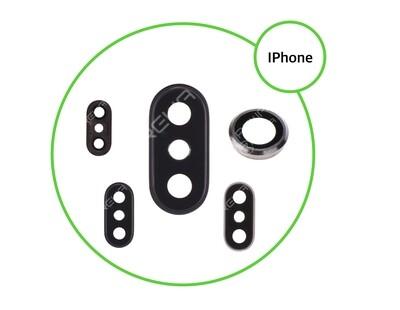 Lentille caméra iPhone (choisir modèle)