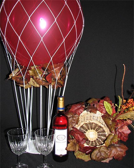 "Hot Air Balloon Kit for 16"" Balloons"