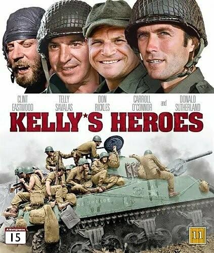 Kelly's Heroes (OBS! Region 1)
