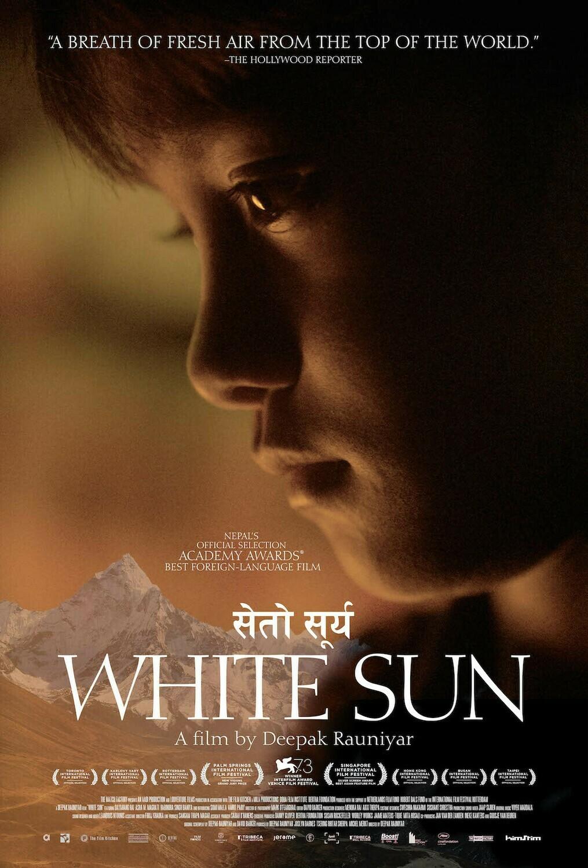Filmaffisch: White Sun