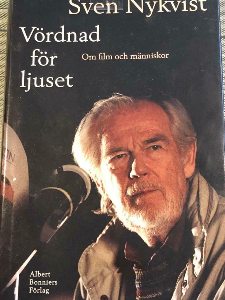 Vördnad för ljuset : om film och människor