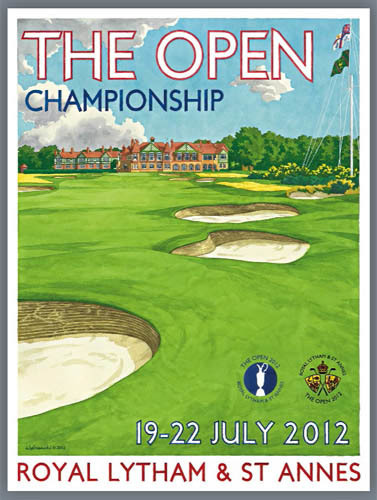 The Open Royal Lytham 2012