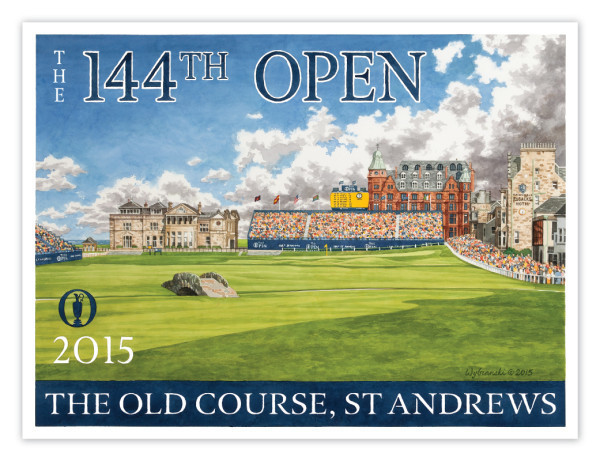 The Open St. Andrews 2015