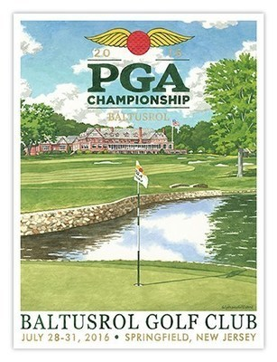 US PGA Baltusrol 2016