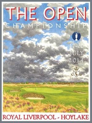 The Open Hoylake 2014