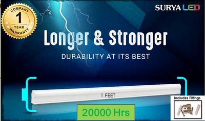 SURYA 5W LED Batten (1 Feet)