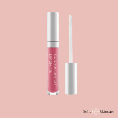 Colorescience Lip Shine SPF 35 Nyans Rose