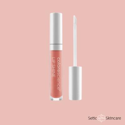 Colorescience Lip Shine SPF 35 Nyans Champagne