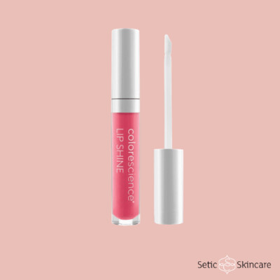 Colorescience Lip Shine SPF 35 Nyans Pink