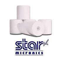 2Ply STAR MICRONICS  IMPACT Printer Paper 12 Rolls Select 87992592 87992592