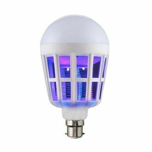 Generic Mosquito Killer Lamp Watt Energy Saving LED Bulb - White