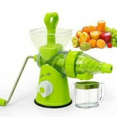 Multipurpose Durable Manual Vegetables & Fruits Hand Juicer