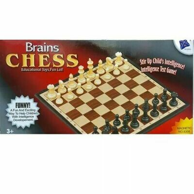 Chess Bag Chess Board Game Magnetic & Fold-able Travel Chess